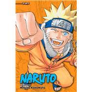 Naruto (3-in-1 Edition), Vol. 7 Includes vols. 19, 20 & 21 by Kishimoto, Masashi, 9781421554952