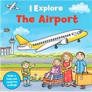 The Airport by Goldsmith, Mike; Daubney, Kate, 9781454914952