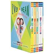 Ivy + Bean Secret Treasure Box: Books 1, 2, and 3 and a Cool Secret Surprise! by Burrows, Annie, 9780811864954