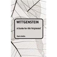Wittgenstein by Addis, Mark, 9780826484956