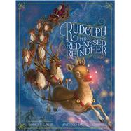 Rudolph the Red-nosed Reindeer by May, Robert L.; Caparo, Antonio Javier, 9781442474956
