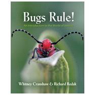Bugs Rule! by Cranshaw, Whitney; Redak, Richard, 9780691124957