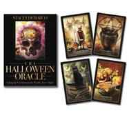 The Halloween Oracle: Lifting the Veil Between the Worlds Every Night by Demarco, Stacey; Manton, Jimmy (CON); Graham, Tanya, 9780738744957