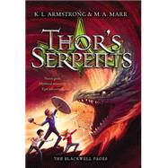 Thor's Serpents by Armstrong, K. L.; Marr, M. A., 9780316204958
