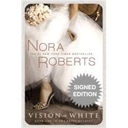 Vision in White by Roberts, Nora, 9780425274958