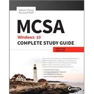 Mcsa by Panek, William, 9781119384960