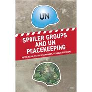 Spoiler Groups and UN Peacekeeping by Nadin; Peter, 9781138924963