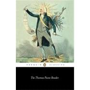 The Thomas Paine Reader by Paine, Thomas, 9780140444964