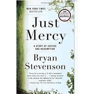 Just Mercy by Stevenson, Bryan, 9780812984965