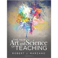 The New Art and Science of Teaching by Marzano, Robert J., 9781943874965