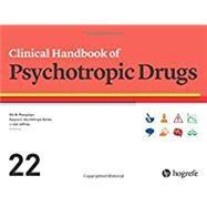 Clinical Handbook of Psychotropic Drugs by Procyshyn, Ric M.; Bezchlibnyk-Butler, Kalyna Z.; Jeffries, J. Joel, 9780889374966