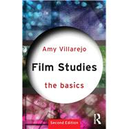 Film Studies: The Basics by Villarejo; Amy, 9780415584968