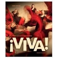 ¡Viva! (LL Student Text & Supersite Plus Code (w/ WebSAM + vText) by DONLEY, 9781626804968