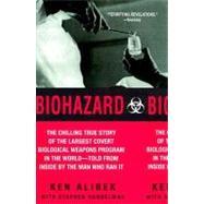 Biohazard by ALIBEK, KENHANDELMAN, STEPHEN, 9780385334969