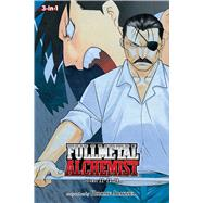 Fullmetal Alchemist (3-in-1 Edition), Vol. 8 Includes Vols. 22, 23 & 24 by Arakawa, Hiromu, 9781421554969