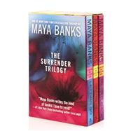 Surrender Trilogy Boxed Set by Banks, Maya, 9780425274972