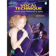 Advanced Vocal Technique by Murray, Dena, 9780634094972
