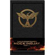 The Hunger Games: Mockingjay Part 1 Hardcover Ruled Journal (Large) by Editions, Insight, 9781608874972