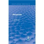 Personality (Routledge Revivals) by Jevons; F. B., 9781138814974