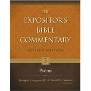 Psalms by Tremper Longman III and David E. Garland, General Editors, 9780310234975