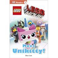 DK Readers L1: The LEGO Movie: Meet Unikitty! by DK Publishing, 9781465434975
