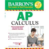 Barron's Ap Calculus by Bock, David; Donovan, Dennis; Hockett, Shirley O., 9781438004976