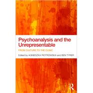 Psychoanalysis and the Unrepresentable: From culture to the clinic by Piotrowska; Agnieszka, 9781138954977