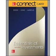 Connect 1-Semester Access Card for Essentials of Investments by Bodie, Zvi; Marcus, Alan; Kane, Alex, 9781259354977