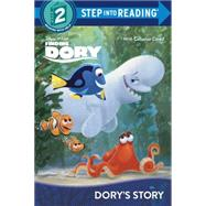 Dory's Story (Disney/Pixar Finding Dory) 9780736434980N