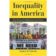 Inequality in America by Caliendo, Stephen M., 9780813344980