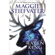 The Raven King (The Raven Cycle, Book 4) by Stiefvater, Maggie, 9780545424981