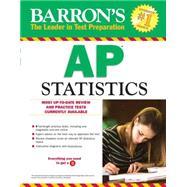 Barron's Ap Statistics by Sternstein, Martin, Ph.d, 9781438004983