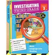 Investigating Third Grade by Thinking Kids; Carson-Dellosa Publishing Company, Inc., 9781483834986