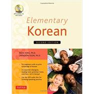 Elementary Korean by King, Ross, Ph.D.; Yeon, Jaehoon, Ph.D., 9780804844987