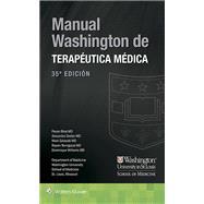 Manual Washington de terapéutica médica by Bhat, Pavan; Dretler, Alexandra; Gdowski, Mark; Ramgopal, Rajeev; Williams, Dominique, 9788416654987