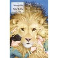 The Lion, the Witch, and the Wardrobe by C. S. Lewis, 9780064404990