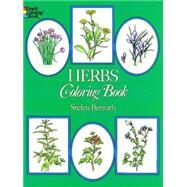 Herbs Coloring Book by Bernath, Stefen, 9780486234991