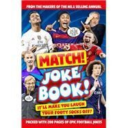 Match! Joke Book by Match, 9781509824991