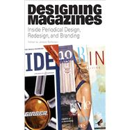 Designing Magazines Pa by Rothstein,Jandos, 9781581154993
