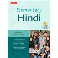 Elementary Hindi: An Introduction to the Language by Delacy, Richard; Joshi, Sudha, 9780804844994