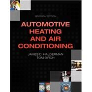 Automotive Heating and Air Conditioning 9780133514995U