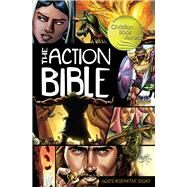 The Action Bible God's Redemptive Story by Cariello, Sergio; Mauss, Doug, 9780781444996