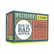 The Believer Box of Bad Advice: A Game by Potter Style, 9780385344999