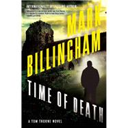 Time of Death by Billingham, Mark, 9780802124999
