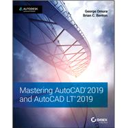 Mastering Autocad 2019 and Autocad Lt 2019 by Omura, George; Benton, Brian C., 9781119495000