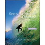 Stress Management and Prevention: Applications to Daily Life by Chen; David D., 9780415885003