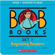 BOB Books Set 1: Beginning Readers by Maslen, J.; Maslen, John, 9780439845007