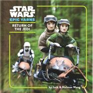 Return of the Jedi by Wang, Jack; Wang, Holman, 9781452135007