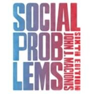 Social Problems Plus MySocLab without Pearson eText -- Access Card Package by Macionis, John J., 9780133985009