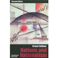 Nations and Nationalism by Gellner, Ernest; Breuilly, John, 9780801475009